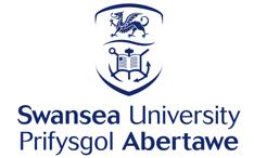 Prifysgol Abertawe logo